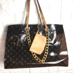🌪FLASH SALE🌪RARE DISCONTINUED TOTE LOUIS VUITTON